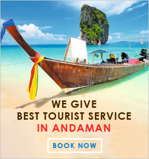 Tourist service in Andaman