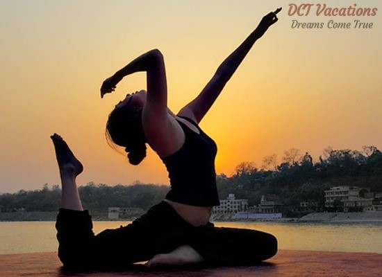21ST JUNE - INTERNATIONAL YOGA DAY IN INDIA