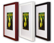 Benefits of using ready made wooden frames