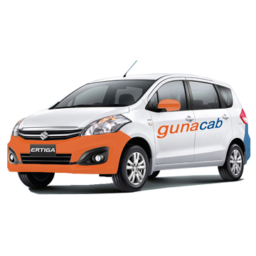 Book Bina to guna cabs oneway and roundtrip