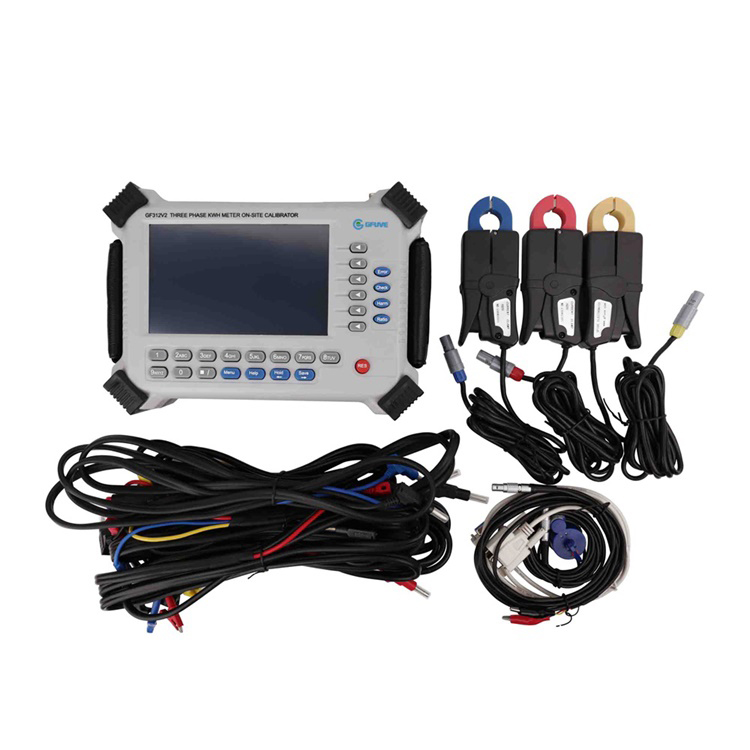 Recommended features of a portable energy meter calibrator